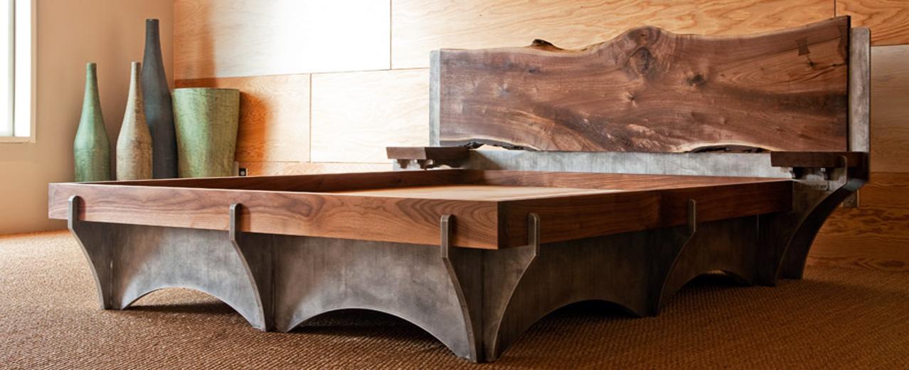 Brandner Design Tribeca Bed