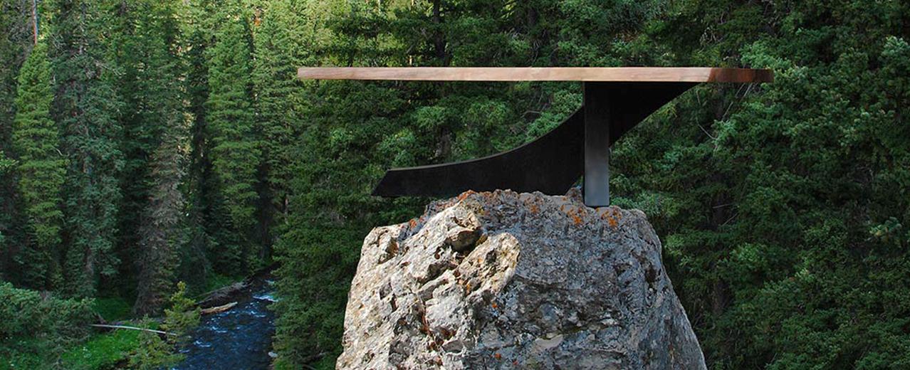 Brandner Design Fulcrum Table