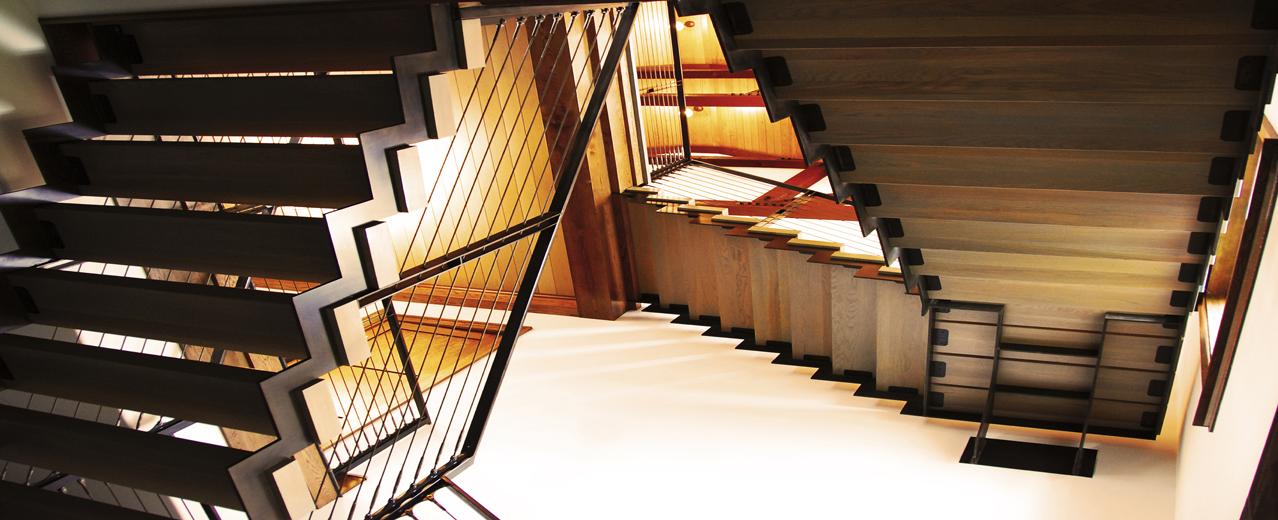 Hunterdon Stairs