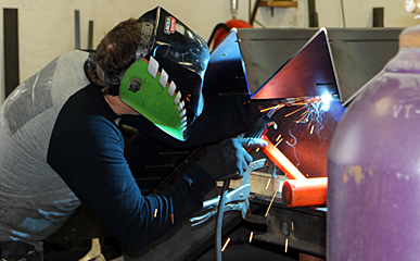 Wes Welding for Brandner Design