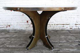 NORTHBROOK PEDESTAL DINING TABLE