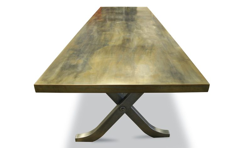"""LAZY """"X"""" DINING TABLE"""