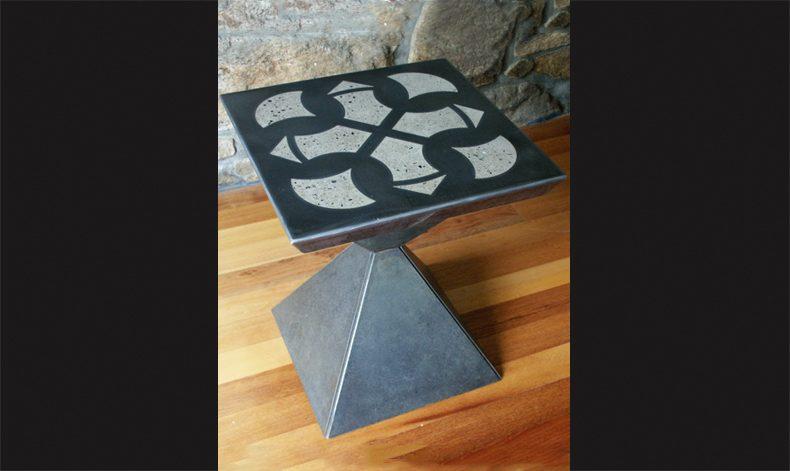 Pyramid Pedestal
