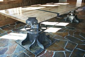 Turnbuckle Dining Table