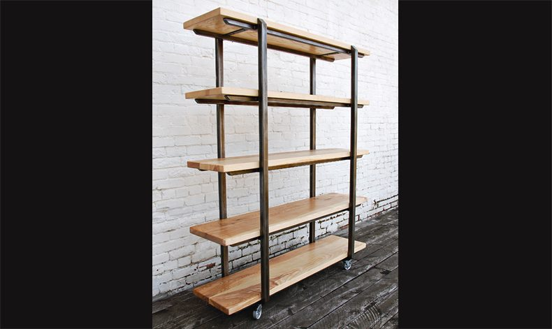 Brandner Design Baker's Shelf