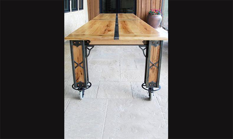 Vance Harvest Dining Table