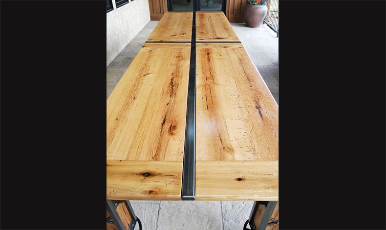 Vance Harvest Dining Table