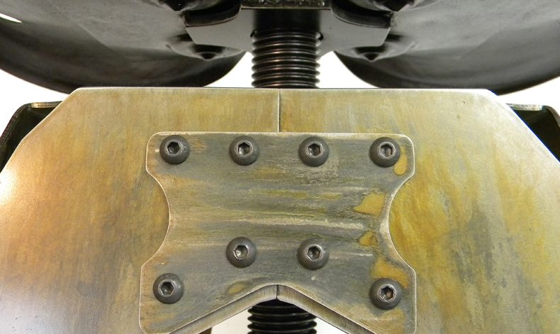 Brandner Design The Sheet Metal Tractor Seat