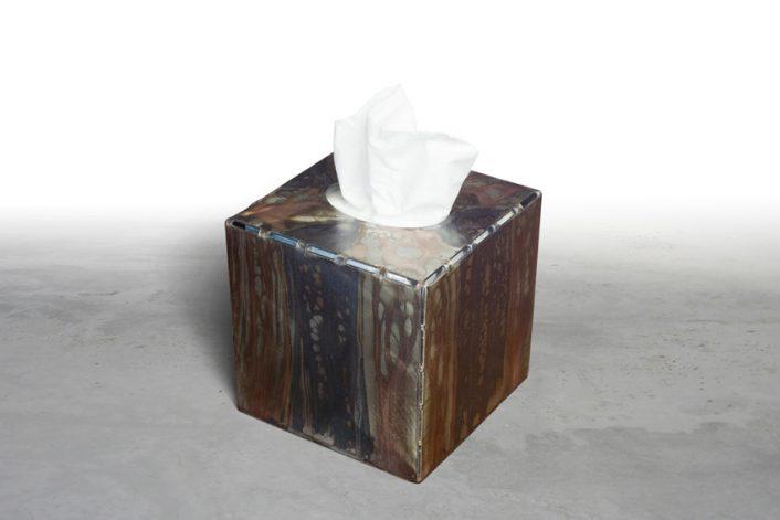 Brandner Design Square Tissue Box Cover
