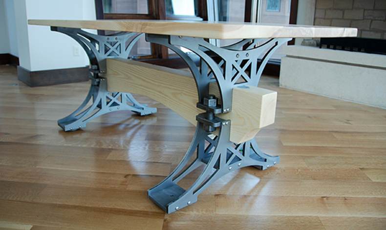 Brandner Design The White Ash Truss