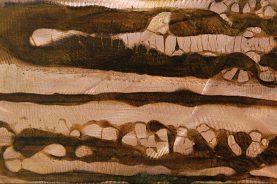 Brandner Design Brown Veil on Copper
