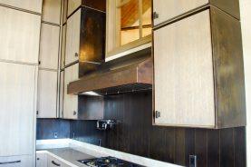 Brandner Design Lake Creek Oven Hood