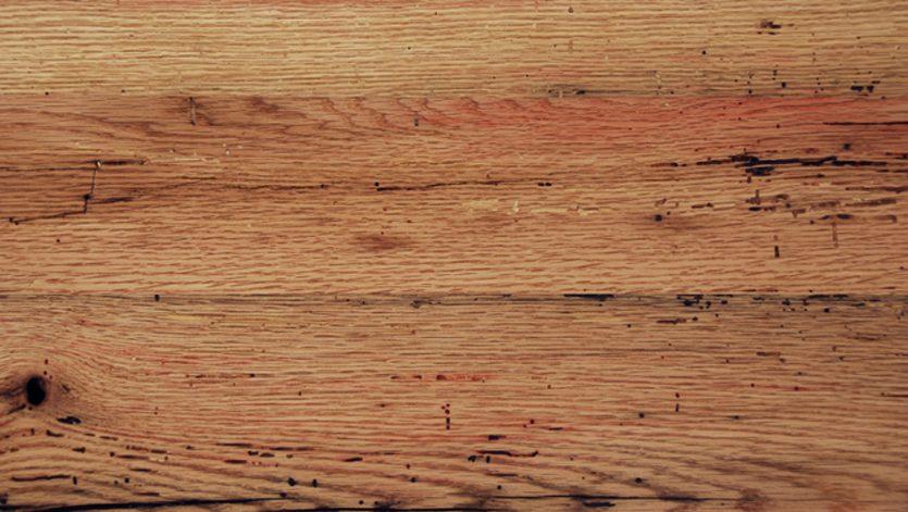 Brandner Design Reclaimed Red Oak