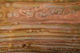 Brandner Design Psychedelic Copper Etch