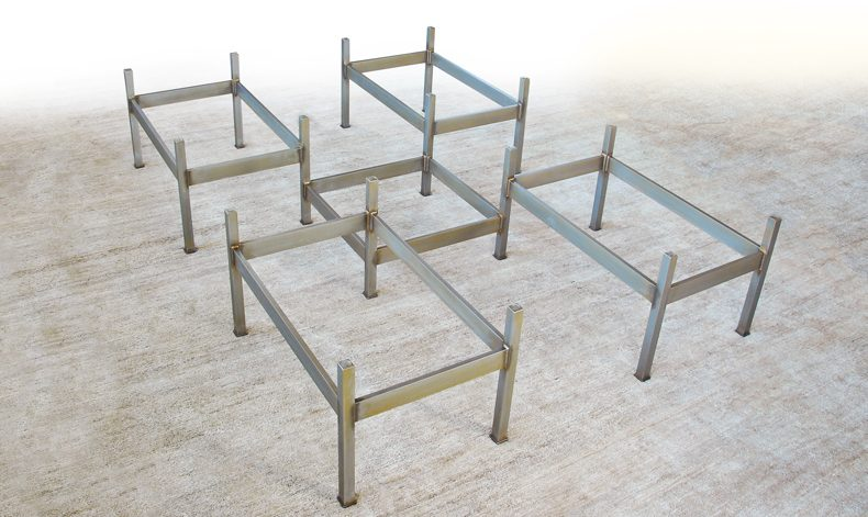 Four Square Coffee Table