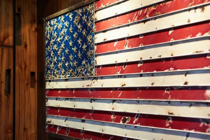 Brandner Design American Flag