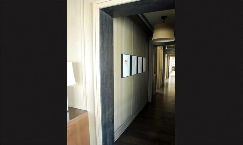 Steel Door Jamb Panels