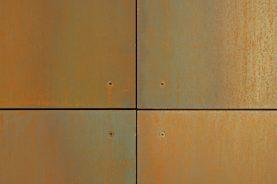Brandner Design Rust Veil Steel Wall Panels