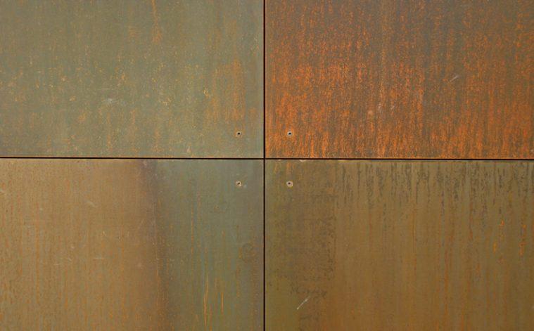 Endearing 70 interior metal wall panels inspiration for Steel divider design