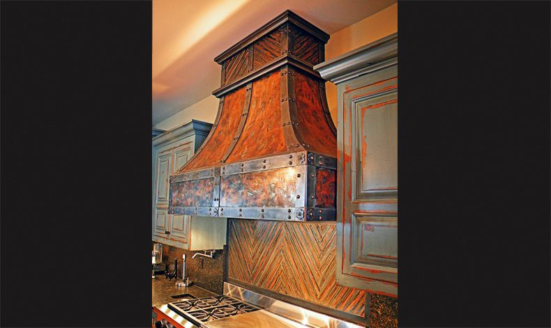 Brandner Design Autumn Ridge Oven Hood