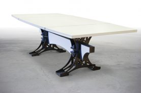 Brandner Design The Alianza Truss Dining Table