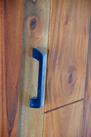 Brandner Design Mahogany Panel Door