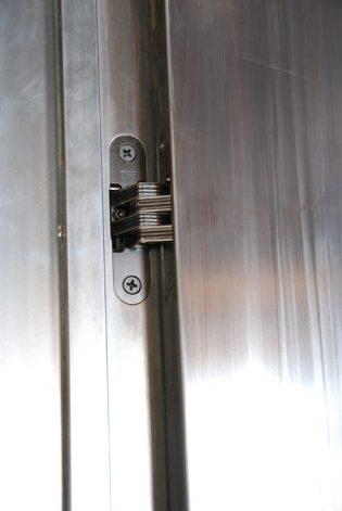 Soss Hinged Doors