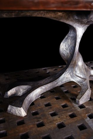 Brandner Design Twisted Tree Bronze