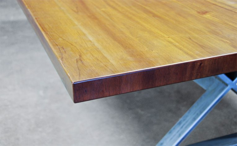 Ruby Mahogany Dining Table