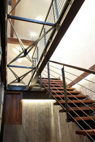 Brandner Design The Bridger Stair And Railing