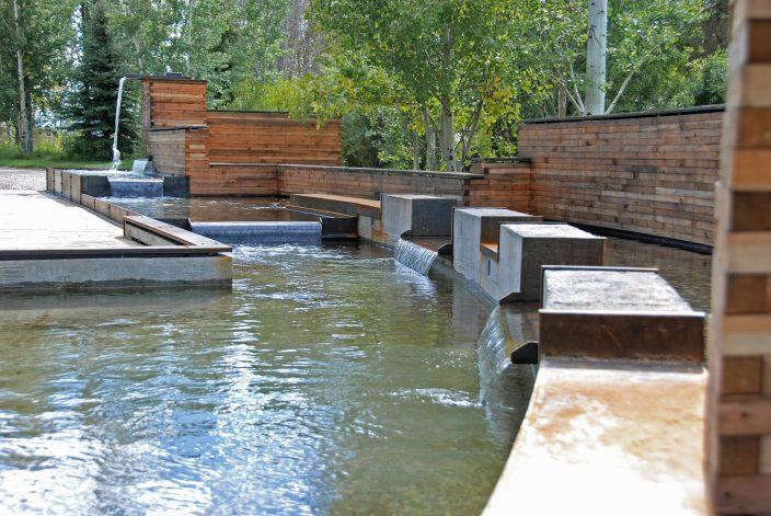 Lake Creek Water Garden - Brandner Design