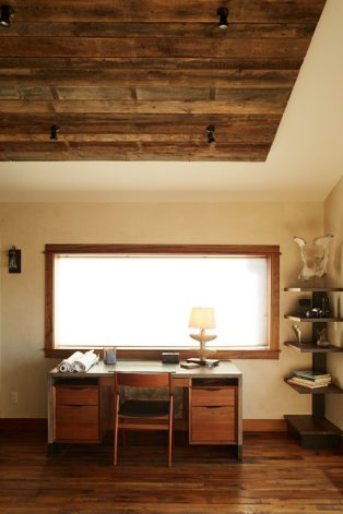 Brandner Design Taconic Mid-Century Desk