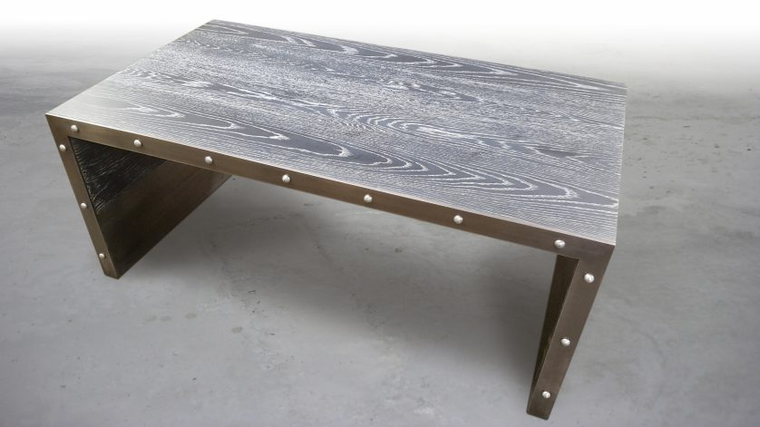 Warsaw Mid-Century Modern Coffee Table