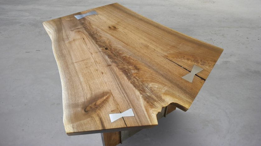Harding Walnut Coffee Table