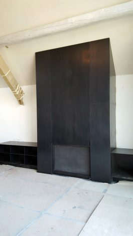 Indian Springs Fireplace Panels