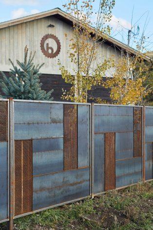Brandner Design Bridger Fence