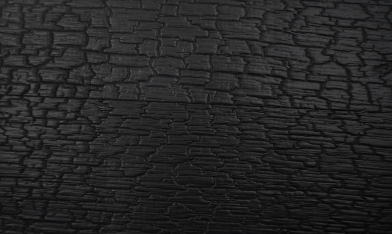 Brandner Design Black Alligator Burn