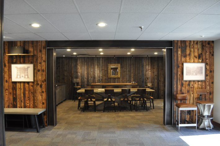 Shou Sugi Wall Panels