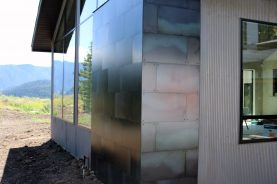 Brandner Design Exterior Steel Panels