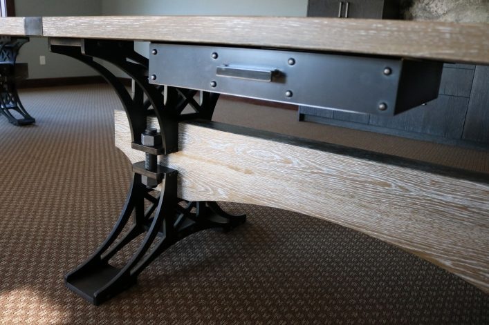 Brandner Design Truss Desk