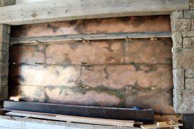 Brandner Design Burnt Copper Steel Wall Panels