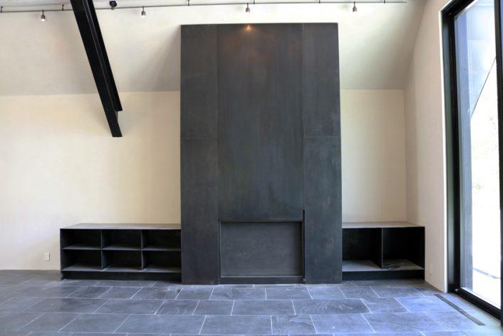 Brandner Design Indian Springs Fireplace Surround