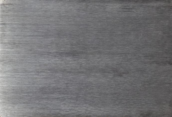 Brandner Design Grained Charcoal Stainless Steel