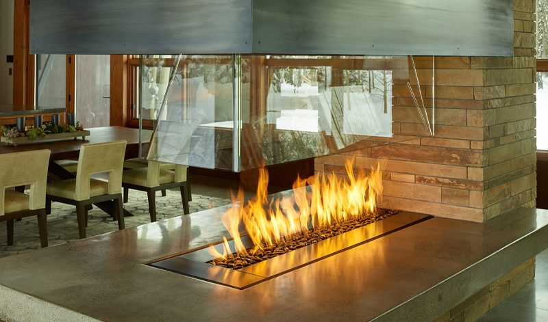 Brandner Design Fireplace Surround