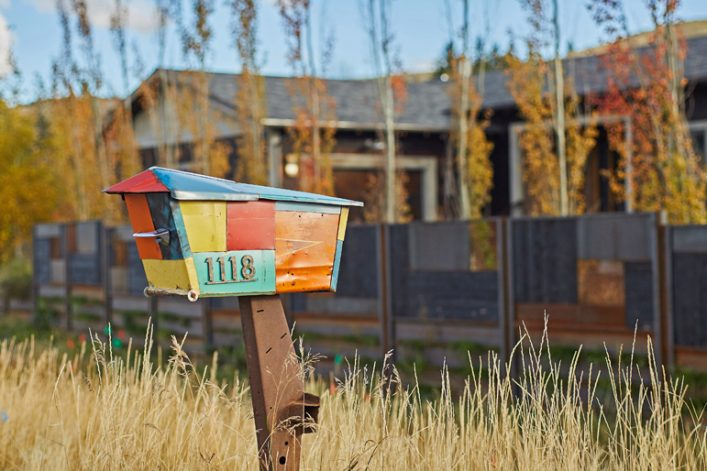 Brandner Design Bridger Mailbox