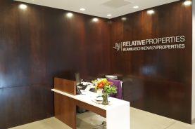 Brandner Design Bronze Veil Countersunk Floating Steel Wall Panels