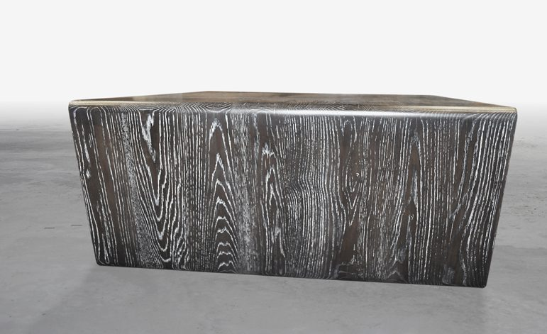 Brandner Design Steel Console Patina