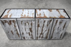 Brandner Design Steel Console