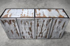 Brandner Design Steel Console