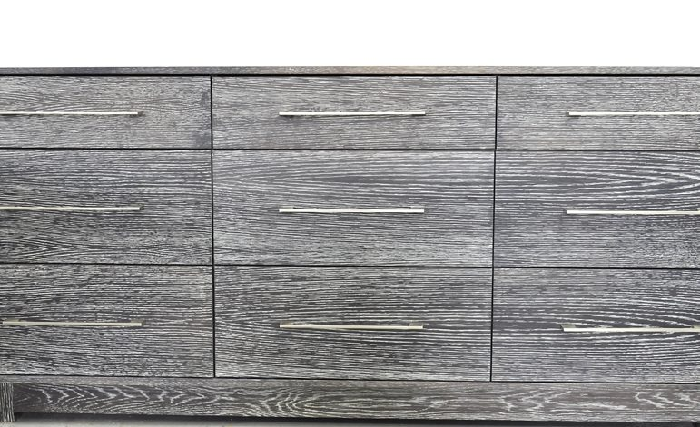 Brandner Design Cerused Dresser